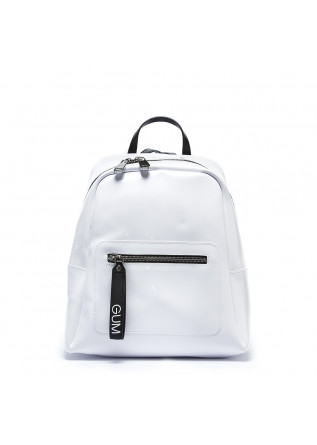 WOMEN'S BAGS BACKPACKS WHITE GUM CHIARINI