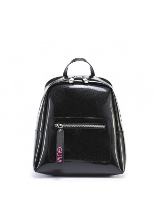 WOMEN'S BAGS BACKPACKS BLACK GUM CHIARINI