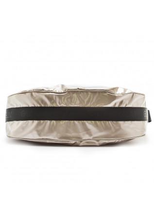 WOMEN'S BAGS SHOULDER BAG MATT PLATINUM / GOLD GUM CHIARINI