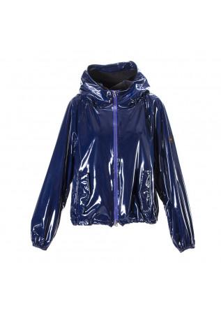WOMEN'S CLOTHING JACKET OVERSIZE WATERPROOF INK BLUE OOF