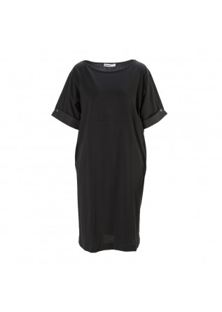 WOMEN'S CLOTHING DRESS BLACK BIONEUMA