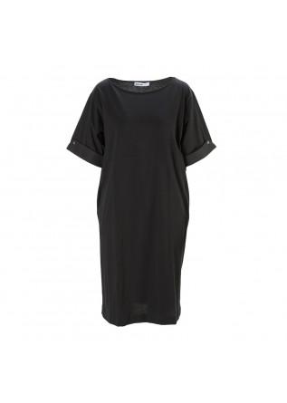 WOMEN'S CLOTHING DRESS BLACK BIONEUMA
