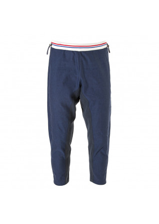 UNISEX CLOTHING TROUSERS LINEN CASHMERE NAVY BLUE GREY WRAD