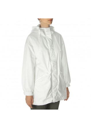 WOMEN'S CLOTHING JACKET WATERPROOF CREAMY WHITE SAVE THE DUCK