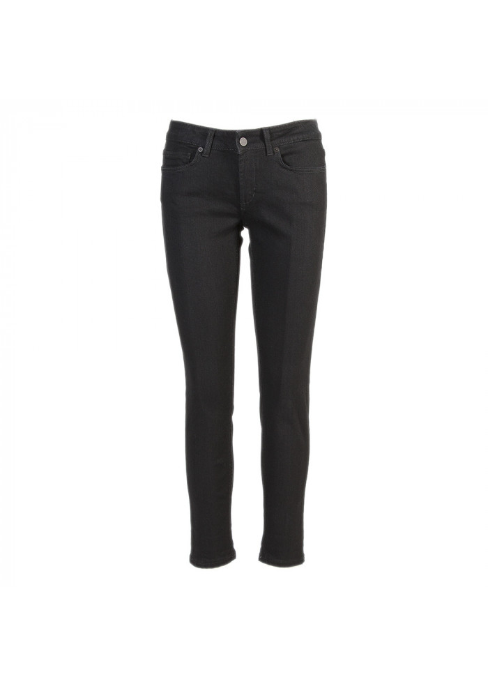 WOMEN'S CLOTHING JEANS BLACK DONDUP
