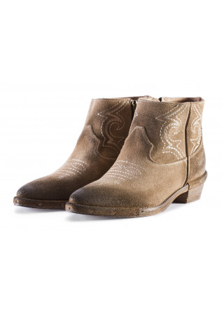WOMEN'S SHOES BOOTS BROWN REPKO