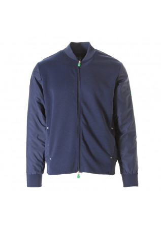 MEN'S CLOTHING JACKETS BLUE SAVE THE DUCK