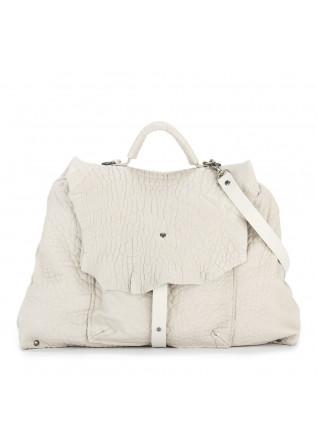 WOMEN'S BAGS BAGS WHITE UN TE DA MATTI