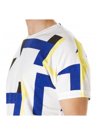 MEN'S CLOTHING T-SHIRTS WHITE DANIELE FIESOLI