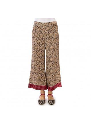 WOMEN'S CLOTHING PALAZZO PANTS FLORAL MULTICOLOR PHISIQUE DU ROLE