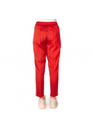 WOMEN'S CLOTHING TROUSERS RED / PINK SEMICOUTURE