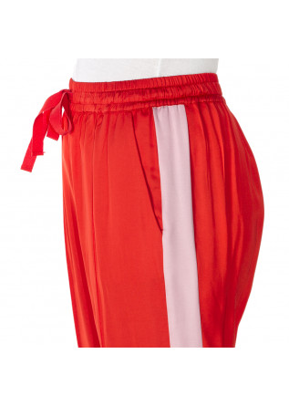 DAMENKLEIDUNG HOSE ROT / PINK SEMICOUTURE