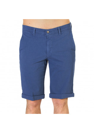 MEN'S CLOTHING SHORTS CHINO COTTON LIGHT BLUE BRIGLIA