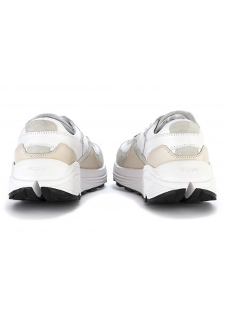 MEN'S SHOES SNEAKERS WHITE / CREAM / LIGHT GRAY MANOVIA 52