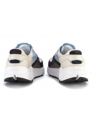 MEN'S SHOES SNEAKERS BLUE / LIGHT BLUE / CREAM MANOVIA 52
