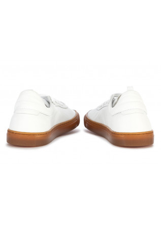 WOMEN'S SHOES SNEAKERS LEATHER WHITE MANOVIA 52