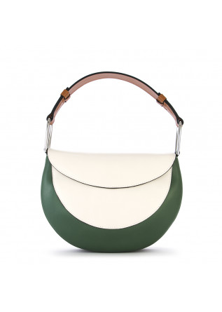 WOMEN'S BAGS SHOULDER BAG GREEN WHITE BROWN BLACK GIANNI CHIARINI
