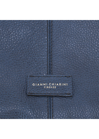WOMEN'S BAGS SHOULDER BAG DARK BLUE GIANNI CHIARINI