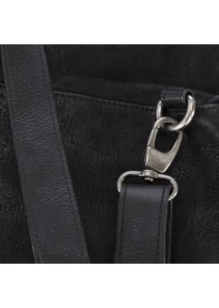 WOMEN'S BAGS BACKPACK LEATHER BLACK REHARD