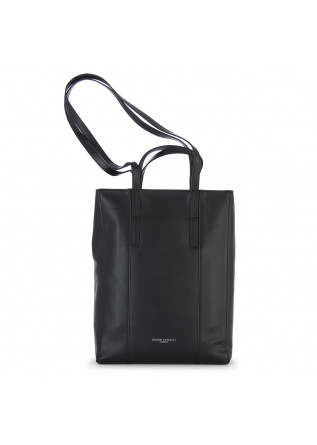 WOMEN'S BAGS SHOPPER BAG ULTRALIGHT NAPPA BLACK GIANNI CHIARINI