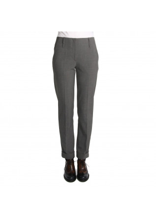 WOMEN'S CLOTHING TROUSERS GREY KUBERA 108
