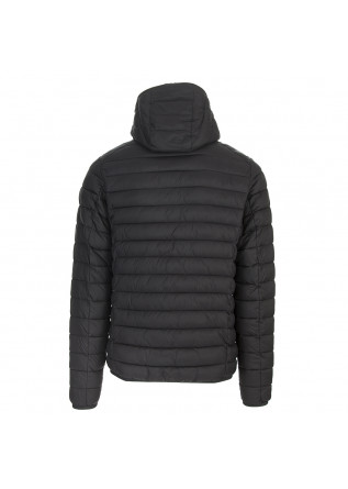 MEN'S CLOTHING JACKET ECO FRIENDLY BLACK SAVE THE DUCK