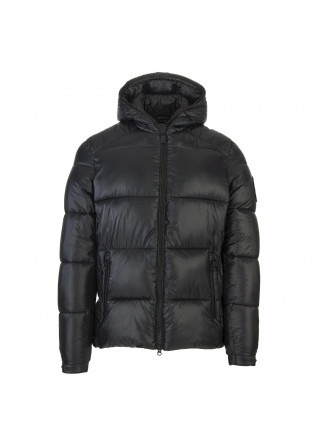 MEN'S CLOTHING JACKET 100% ANIMAL FREE ECO FRIENDLY BLACK SAVE THE DUCK