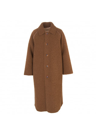 WOMEN'S CLOTHING LONG COAT ROSE GOLD / BROWN OOF