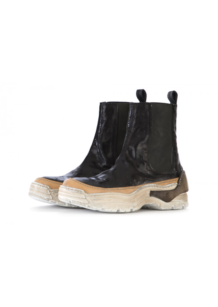 cute cheap release date: best sneakers WOMEN'S SHOES CHELSEA BOOTS LEATHER BLACK / BEIGE / BROWN MOMA