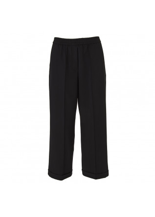 WOMEN'S CLOTHING PALAZZO PANTS BLACK 8PM