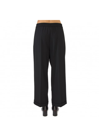 WOMEN'S CLOTHING PALAZZO PANTS BLACK 8PM