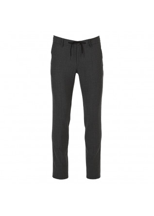 MEN'S CLOTHING TROUSERS WOOL MIX GREY MASON'S