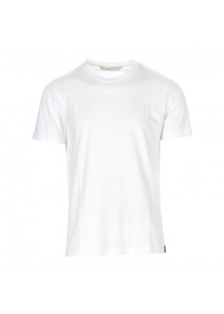 MEN'S CLOTHING T-SHIRT IN COTTON WITH LOGO WHITE VALSPORT