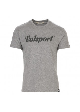 MEN'S CLOTHING T-SHIRT COTTON WITH LOGO GREY VALSPORT