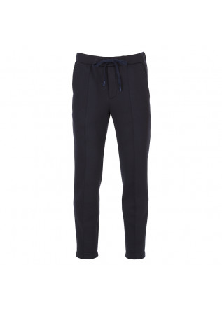 MEN'S CLOTHING TROUSERS IN MODAL DARK BLUE ENTRE AMIS