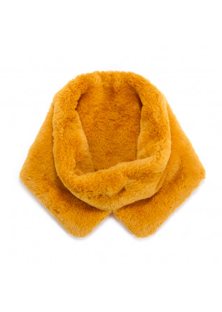 ACCESSORI DONNA COLLO FAUX FUR GIALLO ZAFFERANO OOF