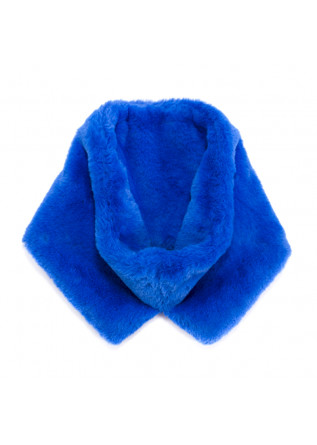 WOMEN'S ACCESSORIES COLLAR FAUX FUR CHINA BLUE OOF