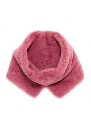 WOMEN'S ACCESSORIES COLLAR FAUX FUR PINK OOF