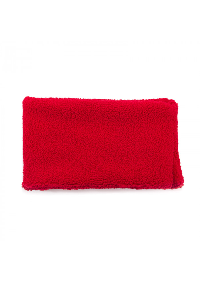 WOMEN'S ACCESSORIES COLLAR ECO SHEEP RED OOF