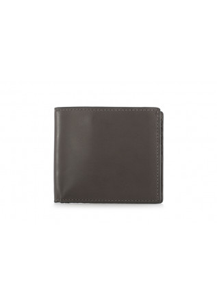 MEN'S ACCESSORIES WALLET LEATHER GREY OFFICINE CREATIVE