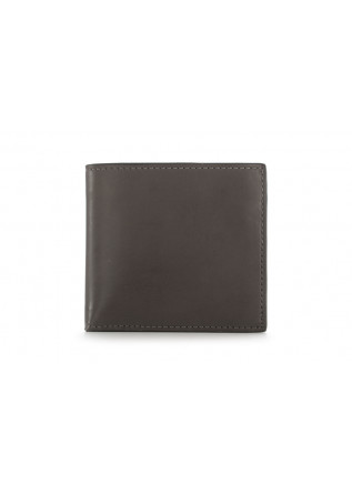 MEN'S ACCESSORIES BI-FOLD WALLET LEATHER GREY OFFICINE CREATIVE