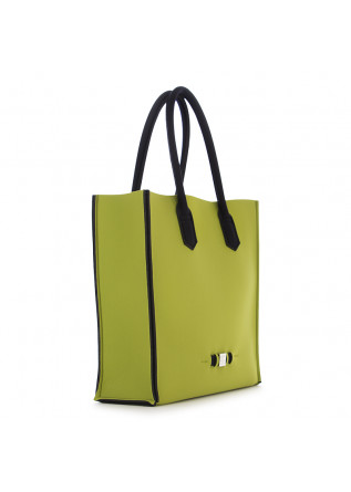 WOMEN'S BAGS SHOPPER BAG 'LE SAC' GREEN SAVE MY BAG