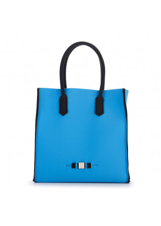 WOMEN'S BAGS 'LE SAC' SHOPPER BAG PACIFIC LIGHT BLUE SAVE MY BAG