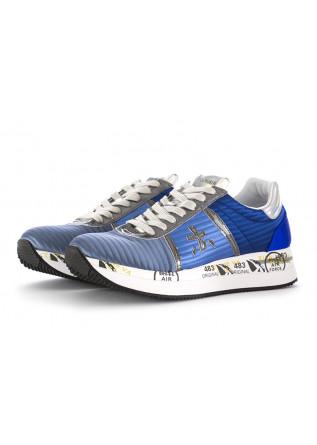 Sneakers donna azzurro Premiata Conny