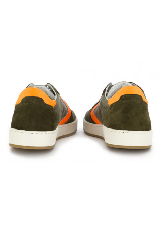 MEN'S SNEAKERS VALSPORT 1920 | GREEN SUEDE LEATHER