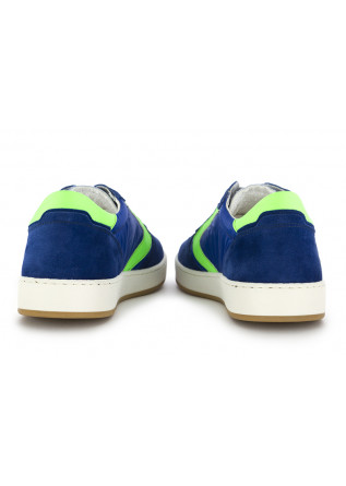 MEN'S SNEAKERS VALSPORT 1920 | BLUE GREEN SUEDE LEATHER