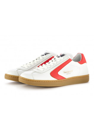 MEN'S SNEAKERS VALSPORT 1920 | WHITE / ORANGE LEATHER
