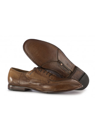 MEN'S LACE UP SHOES LEMARGO | BROWN LEATHER