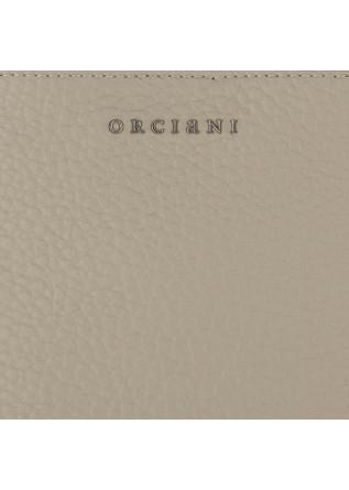 "WOMEN'S SHOPPER BAG ORCIANI ""IRIS"" | GREY BEIGE ORCIANI"