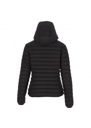 WOMEN'S DOWN JACKET SAVE THE DUCK | BLACK WATERPROOF